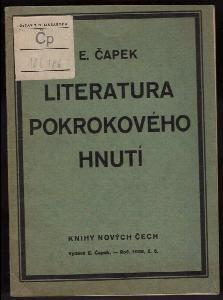 Z literatury pokrokového hnutí : (bibliografická studie k vývoji moderní české kultury)