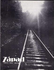 Západ - časopis pro Čechy a Slováky, ročník 12, č. 4