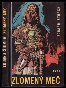Zlomený meč - povídky o markomanském králi Marobudovi - pro čtenáře od 9 let