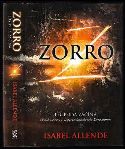 Zorro - legenda začíná