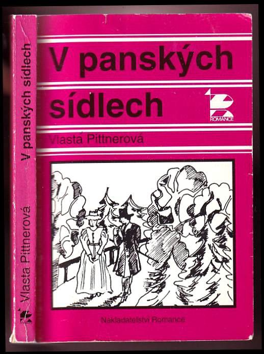 V panských sídlech (Vlasta Pittnerová, 1994)