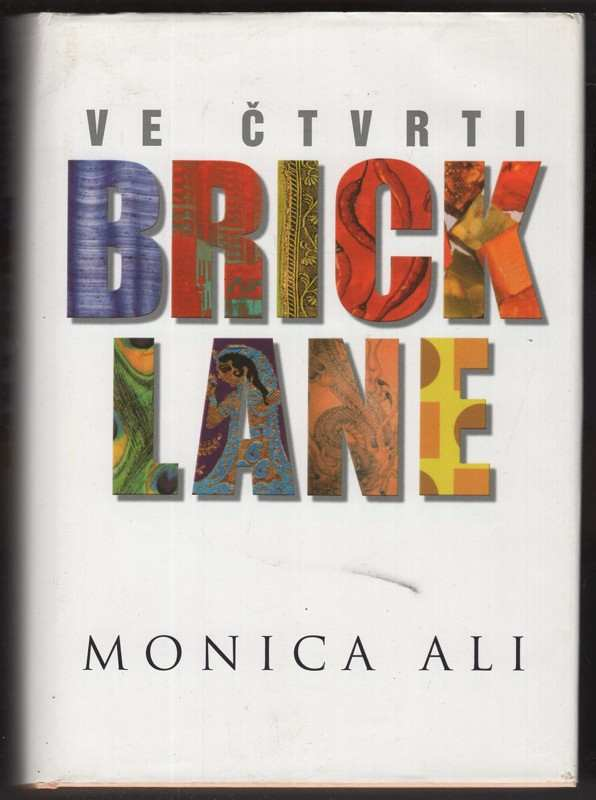 Ve čvrti Brick Lane