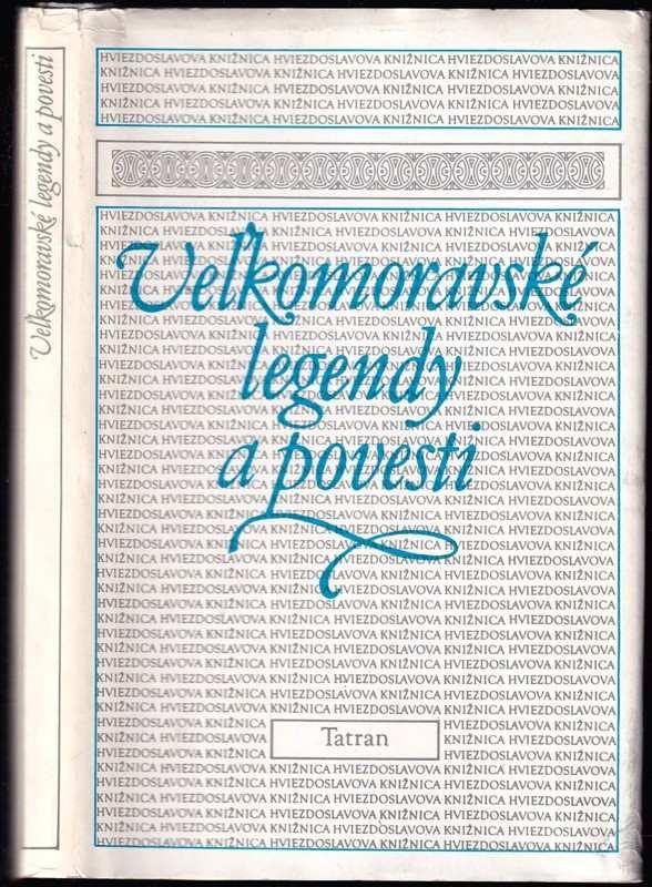 Vel'komoravské legendy a povesti (, 1990)