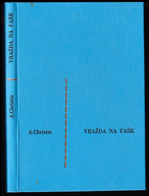 Vražda na faře (Agatha Christie, 1991)