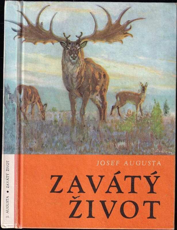 Zavátý život : populárně naučná četba dopln. paleontologické učivo učebnic všeobec. vzdělávacích ško